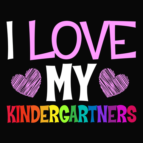 Kindergarten - I Love My -  - 13