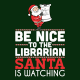 Librarian - Be Nice Holiday -  - 9