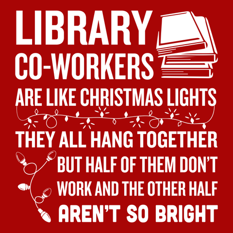 Librarian - Christmas Co-workers -  - 9
