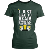 Librarian - ElfT-shirt - Keep It School - 6