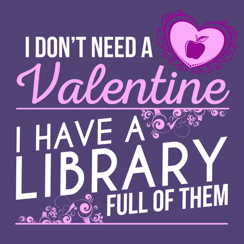 Librarian - Library Full of Valentines -  - 14