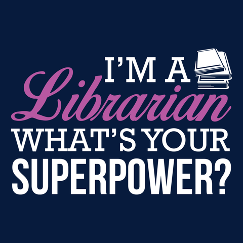 Librarian - Superpower -  - 14