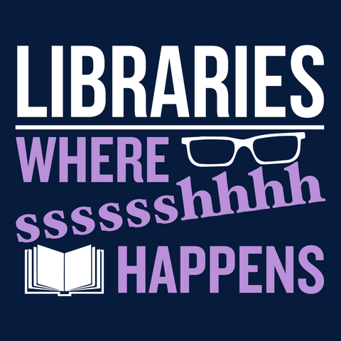 Librarian - Where Shh Happens -  - 14