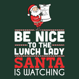 Lunch Lady - Be Nice Holiday -  - 9