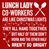 Lunch Lady - Christmas Co-workers -  - 9