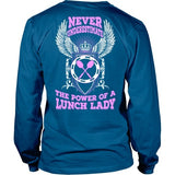 Lunch Lady - Never Underestimate -  - 19