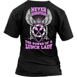 Lunch Lady - Never Underestimate -  - 25