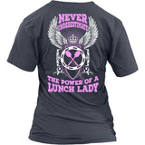 Lunch Lady - Never Underestimate -  - 27