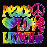 Lunch Lady - Peace Love -  - 14