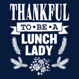 Lunch Lady - Thankful -  - 14