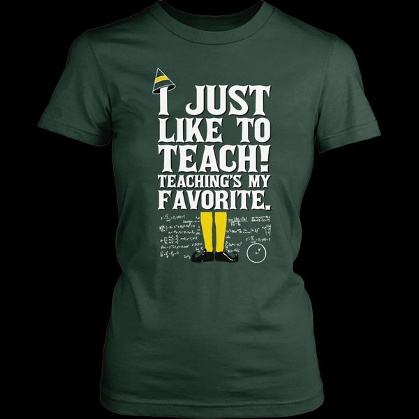 Math - ElfT-shirt - Keep It School - 1