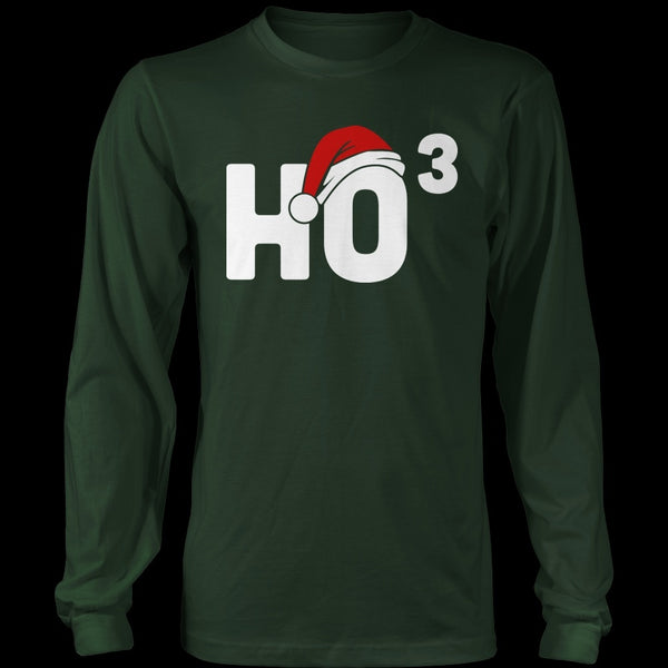 Math - Ho Ho HoT-shirt - Keep It School - 2