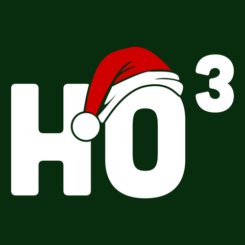 Math - Ho Ho HoT-shirt - Keep It School - 10