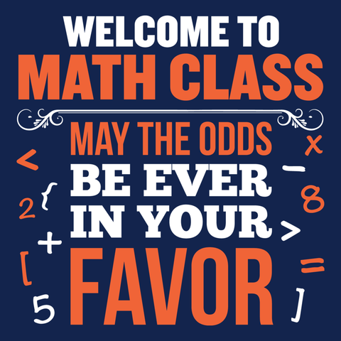 Math - Odds - Keep It School - 12
