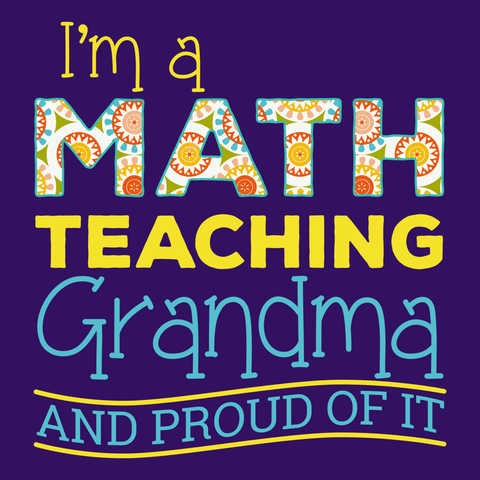 Math - Proud Grandma -  - 14