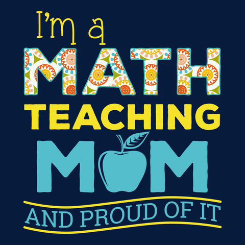 Math - Proud Mom -  - 14
