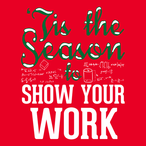Math - 'Tis the Season -  - 12