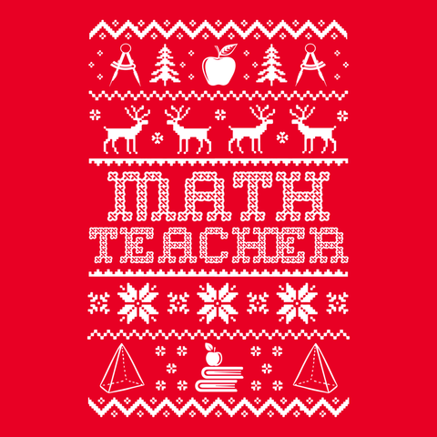 Math - Ugly Sweater -  - 9