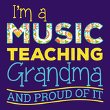 Music - Proud Grandma -  - 14