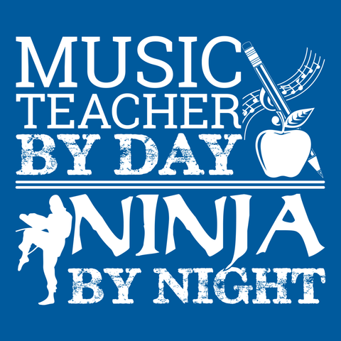 Music - Teacher By Day -  - 14