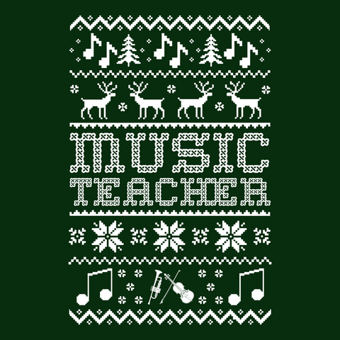 Music - Ugly Sweater -  - 9