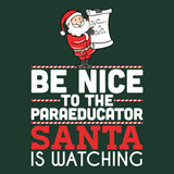 Paraeducator - Be Nice Holiday -  - 9