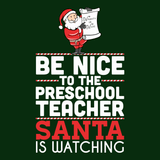 Preschool - Be Nice Holiday -  - 9
