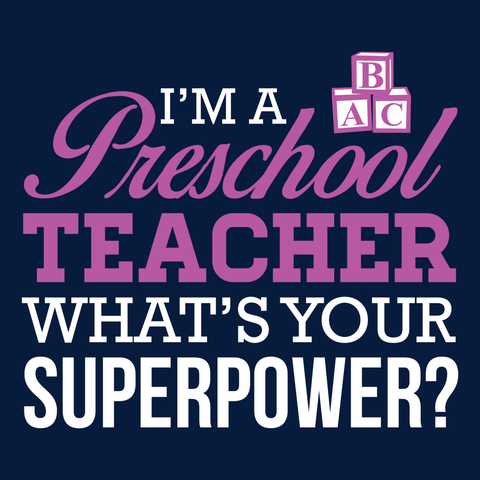 Preschool - Superpower -  - 14
