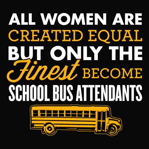 School Bus Attendant - Finest -  - 14