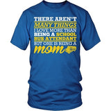 School Bus Attendant - Many Things - District Unisex Shirt / Royal Blue / S - 5