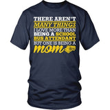 School Bus Attendant - Many Things - District Unisex Shirt / Navy / S - 7