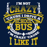 School Bus Driver - Crazy -  - 14