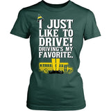 School Bus Driver - ElfT-shirt - Keep It School - 2