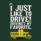 School Bus Driver - ElfT-shirt - Keep It School - 5