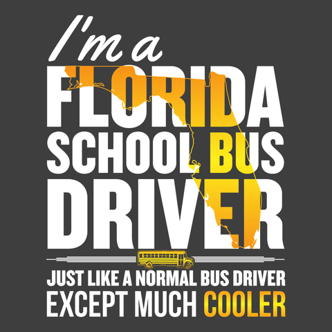 School Bus Driver - Florida Cooler -  - 14