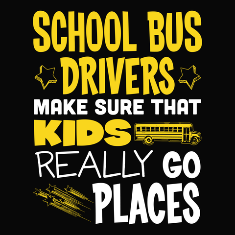 School Bus Driver - Go Places -  - 14