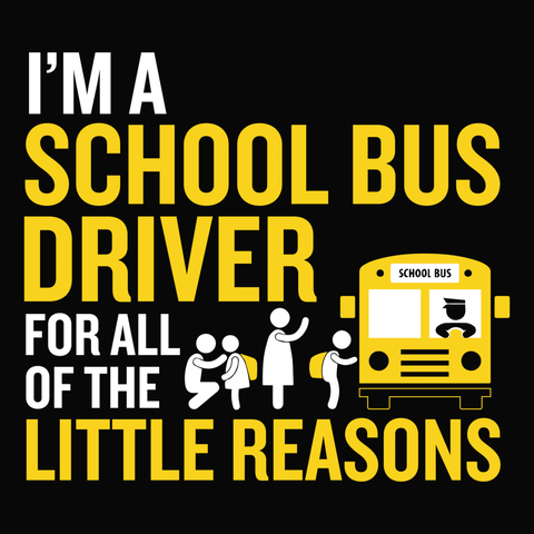 School Bus Driver - Little Reasons -  - 14