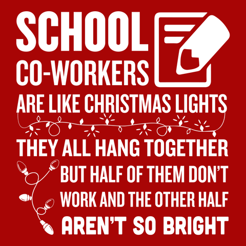 School - Christmas Co-workers -  - 9