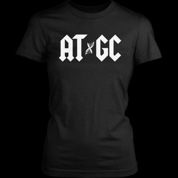 Science - AT GC - District Made Womens Shirt / Black / S - 1
