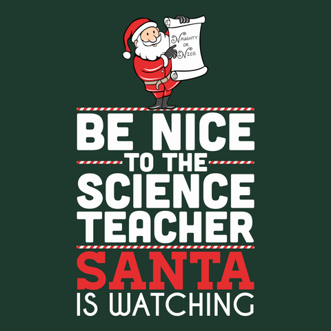 Science - Be Nice Holiday -  - 9