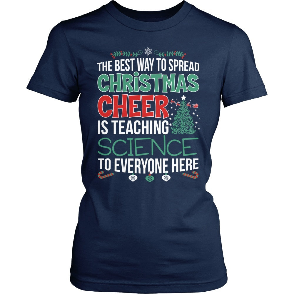 Science It Keep Cheer Christmas School nOwP80kNX