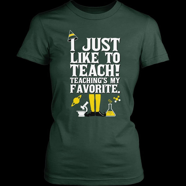Science - ElfT-shirt - Keep It School - 1