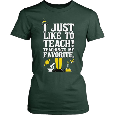 Science - ElfT-shirt - Keep It School - 6