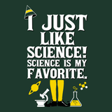 Science - Elf v2T-shirt - Keep It School - 13