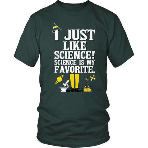 Science - Elf v2T-shirt - Keep It School - 1