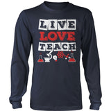 Science - Live Love - District Long Sleeve / Navy / S - 10