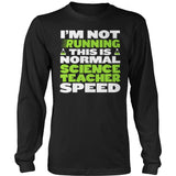 Science - Normal Speed - District Long Sleeve / Black / S - 9