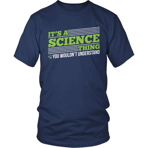 Science - Science Thing - Keep It School - 1