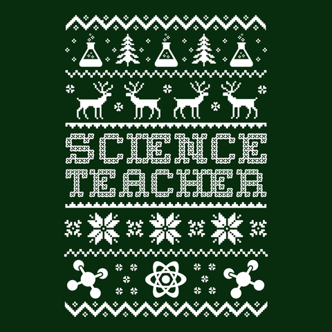 Science - Ugly Sweater -  - 9