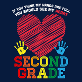 Second Grade - Full Heart -  - 14